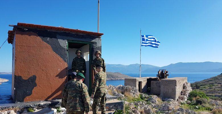 Μια ανάσα από τα Τούρκικα βρέθηκε …Ανήμερα ο Α/ΓΕΣ!