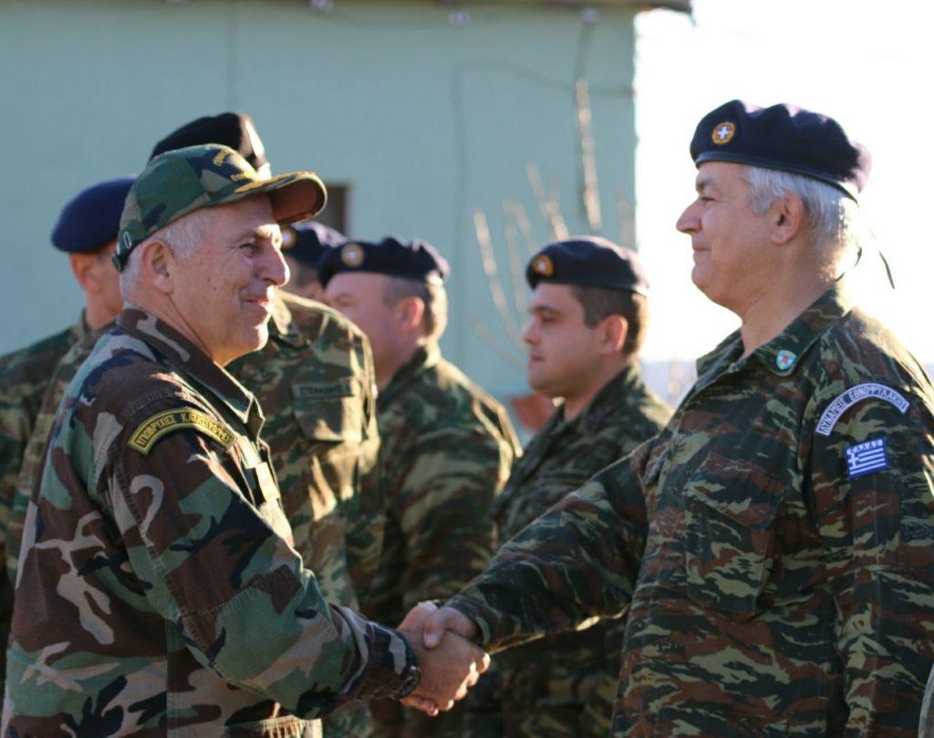 «Περιοδεία του Α/ΓΕΕΘΑ» με συνοδεία Αρχηγών σε Έβρο και νησιά του Βορείου Αιγαίου!