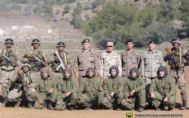 Εντυπωσίασαν το Στρατηγό Sedky Sobhy , ΥΠΑΜ της Αιγύπτου …Οι «ΤΕΘΩΡΕΣ» στην ΧΧ ΤΘΤ! (φωτό)