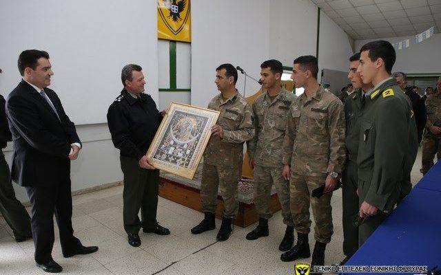 Μια «Φαμελιά στην Εθνική Φρουρά!»…Τιμήθηκε ο Πατέρας Αξιωματικός της Ε.Φ !