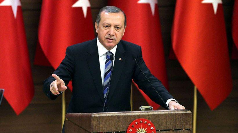 Ο Ερντογάν απειλεί με νέα επιχείρηση στη Συρία 1