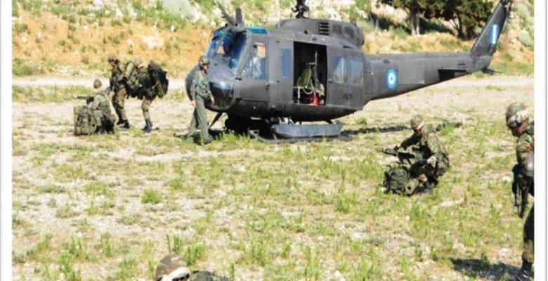 Γιατί το ΓΕΣ δεν προχωρά στην Οργάνωση & του 548 Α/Μ-Τ.Π. στη Κρήτη;