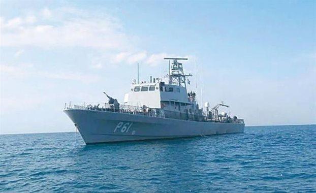 Η Κυπριακή Πυραυλάκατος (P-61) … Που θα επιτηρεί την ΑΟΖ της Κύπρου,πέφτει στο νερό!