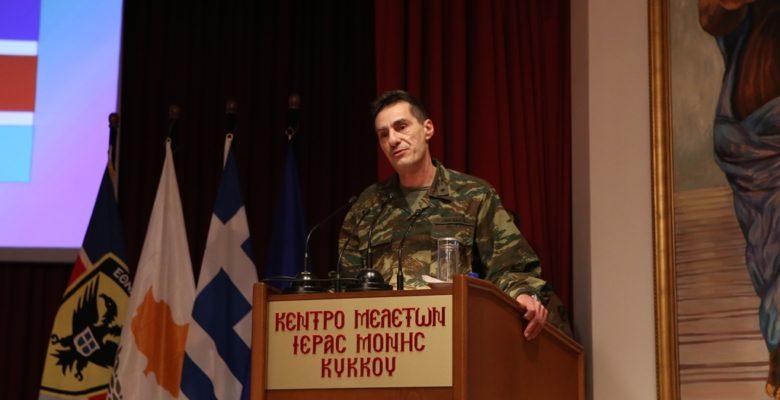 Συγκλονιστικός Ο Έφεδρος Ανθυπολοχαγός Γκόγκας του ΤΕ Καλπακίου …Μίλησε και στις Καρδιές των Κυπρίων ! (φωτό)