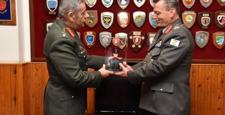 Στη «ΣΣΑΣ» ο Αρχηγός του Γενικού Επιτελείου της Ε.Φ της Κύπρου!
