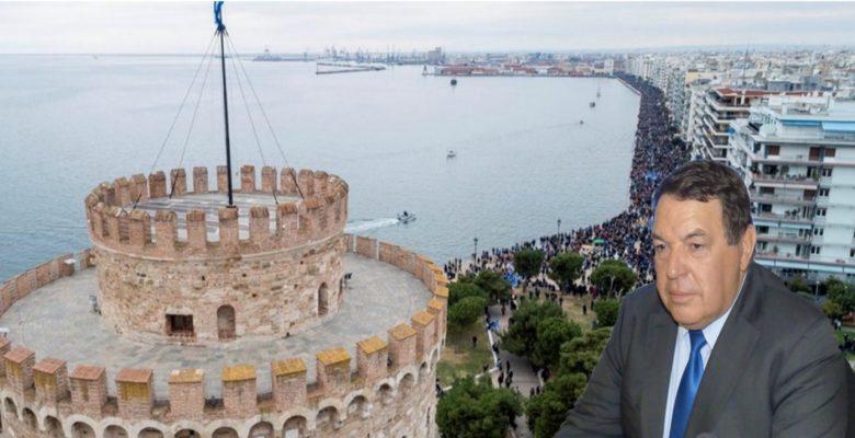 Αποκλειστικό :Κεραυνός του Στρατηγού Φράγκου : Δεν είναι ώρα για νέα Κόμματα…Είναι η ώρα για Αγώνα να Σώσουμε την Μακεδονία Μας!