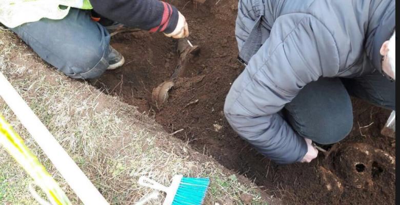 Συγκλονιστικές οι στιγμές που τα λείψανα των Πεσόντων Στρατιωτών του Έπους του 40 …Βγαίνουν στο φως! ( φωτό)