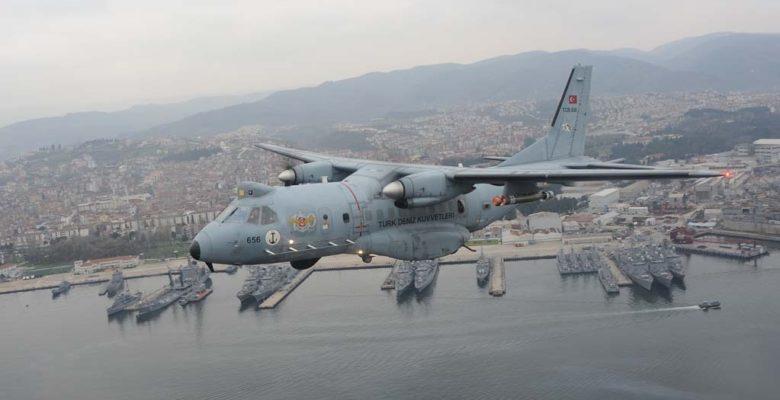 O «Αποκλεισμός της Μεγίστης» που δεν έγινε με την Τουρκική «SAR»…Και η επιστροφή κακήν κακώς του CN-235 στο Dalaman!