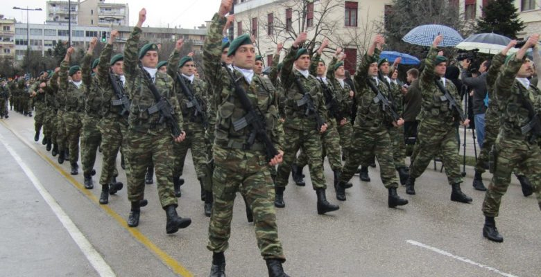 Λαμπρή Παρέλαση για την 105η επέτειο απελευθέρωσης της πόλης των Ιωαννίνων (φώτο)
