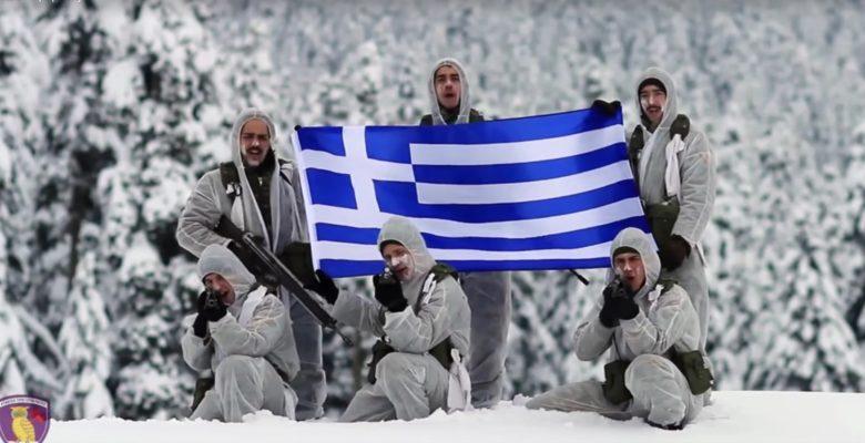 Τα «Κομάντο του Χιονιά» …Επιθετική η Χειμερινή εκπαίδευση των Σπουδαστών της ΣΜΥ! (Αποκλειστικές φωτό)