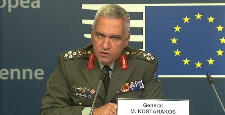 » Σιβυλλικό » το Μήνυμα του Στρατηγού της Ε.Ε Μιχαήλ Κωσταράκου από τις Βρυξέλλες …Όσο υπάρχουμε αυτή η Χώρα θα είναι Ελεύθερη!
