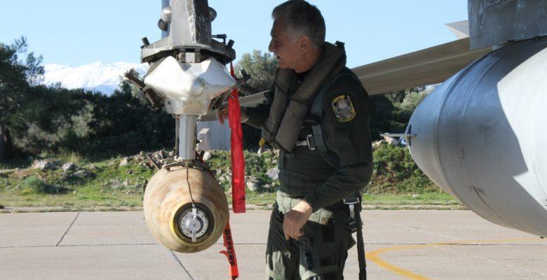 Τι βομβάρδισε ο Αρχηγός με τα F-16 Block 52+ των Αλεπούδων της 340Μ & τι έβαλαν στο Στόχαστρο;