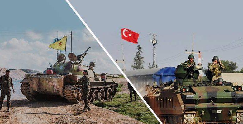 Απίστευτο: Καταδρομική Επιχείρηση των Κούρδων (YPG) …Εντός του Τουρκικού εδάφους!!!