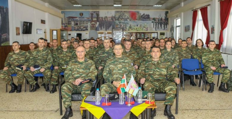 Επίσκεψη Α/ΓΕΣ στη Σχολή Μονίμων Υπαξιωματικών (ΣΜΥ)
