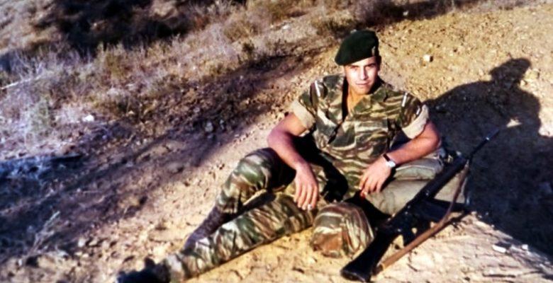 H Κύπρος θυμάται και Τιμά τον Ήρωα Καταδρομέα Μανώλη Μπικάκη