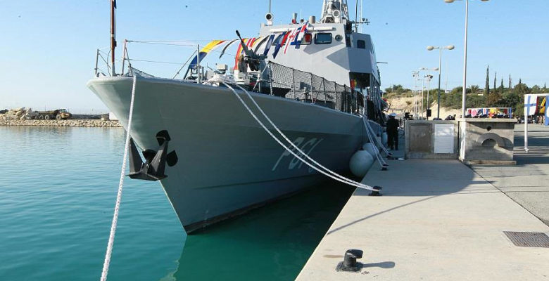 Βγήκε & ο Κυπριακός Στόλος για Ασκήσεις στα νερά της Κύπρου …Παρουσία του Α/ΓΕΕΦ