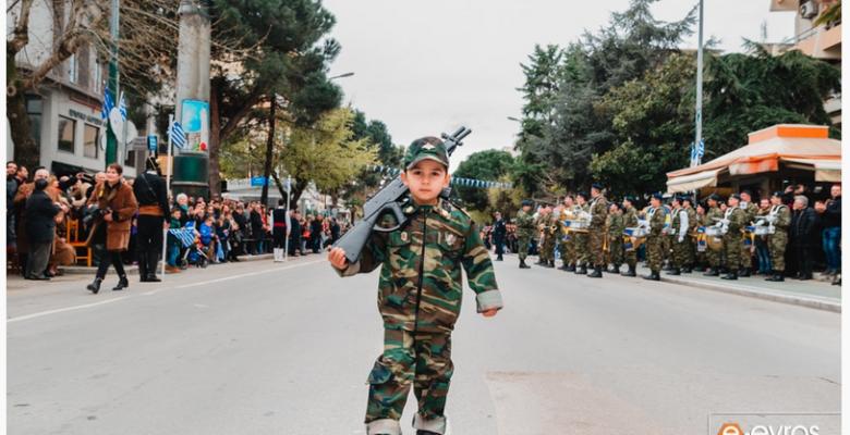 Παλαιική η Άμυνα στη Θράκη …Άνδρες Γυναίκες & Παιδιά στα Όπλα! (φωτό & video)