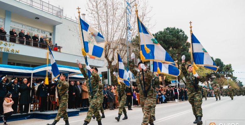 Αποκάλυψαν τις Στρατιωτικές Σημαίες στον Έβρο (video)…Δείτε που το Αφιέρωσαν!