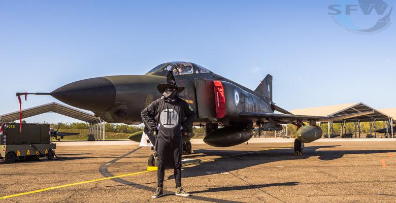 Τα Φαντάσματα της 337Μ έγιναν 70 Χρονών και …»Μεταμορφώθηκαν σε F-16 Block 52+»