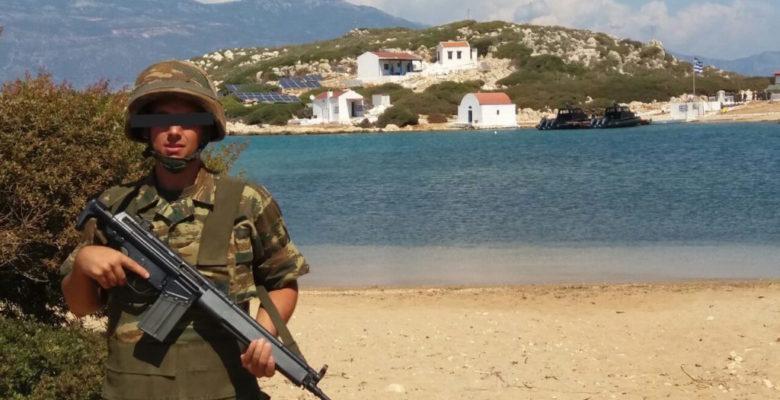 Τρόμαξε ακόμη και ο Γκλέτσος απο τον Τσαμπουκά των Μαχητών στο Φαρμακονήσι!( video)