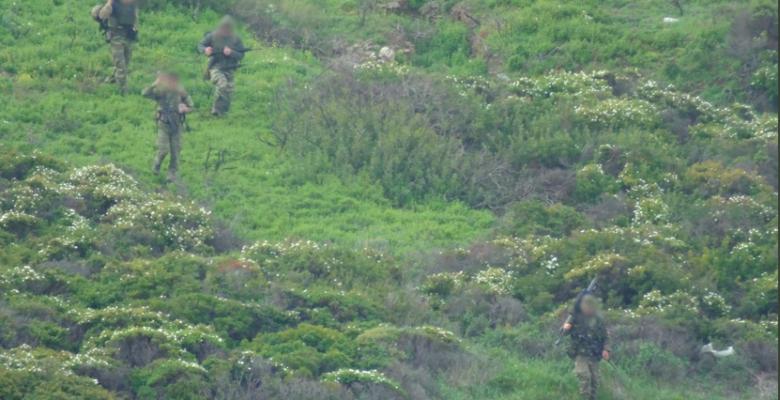 Περιπολίες απο Ειδικές Δυνάμεις στα νησιά του Ανατολικού Αιγαίου …Κανείς δεν είναι μόνος του!!