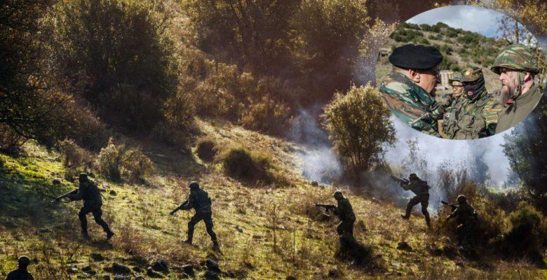 Με τους Εθνοφύλακες της Ηπείρου …Σε Άσκηση του ΤΕΘ Καλπακίου θα παραστεί ο Πάνος Καμμένος