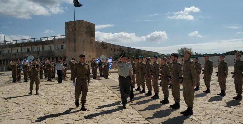 Στο Ισραήλ Ο Αρχηγός του ΓΕΣ…Τι συζήτησαν με το Στρατηγό Yaacov Barak ( φωτό)