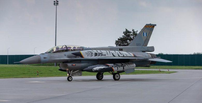 Συμμετοχή της 335 Μ της 116 ΠΜ στην άσκηση «NATO Tiger Meet 2018 (φωτό & video)