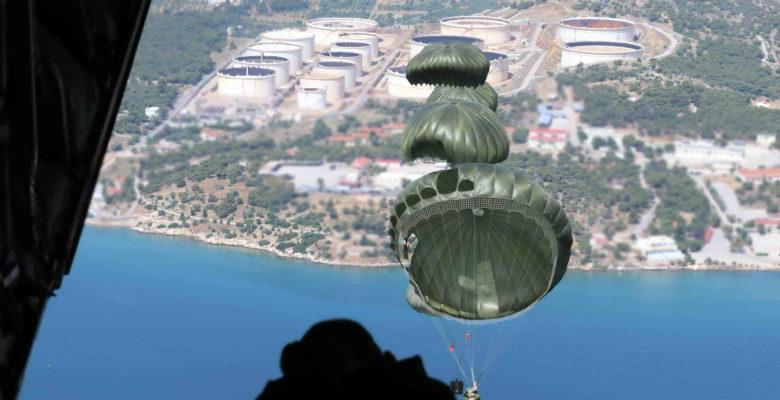 Συνεκπαίδευση της Ελίτ των Ειδικών Δυνάμεων της Ελλάδος με τις ΗΠΑ στην Άσκηση …Stolen Cerberus V -upd (φωτό & video)