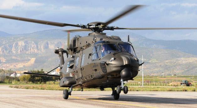 Άμεση η αντίδραση του ΓΕΣ και ..Επιστροφή του NH-90 στη Σύρο!