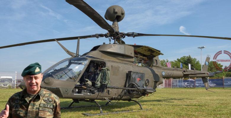 Αναφορά των Τούρκων για την Παραλαβή των «OH-58D» Kiowa απο την Α.Σ….Yunanistan adaları silah deposuna dönüştürüyor!
