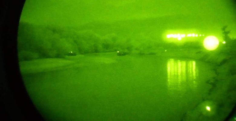H Απόρρητη Νυχτερινή διάβαση Ποταμού που έκανε τους …Τούρκους και την ΜΙΤ να ψάχνονται !(φωτό)