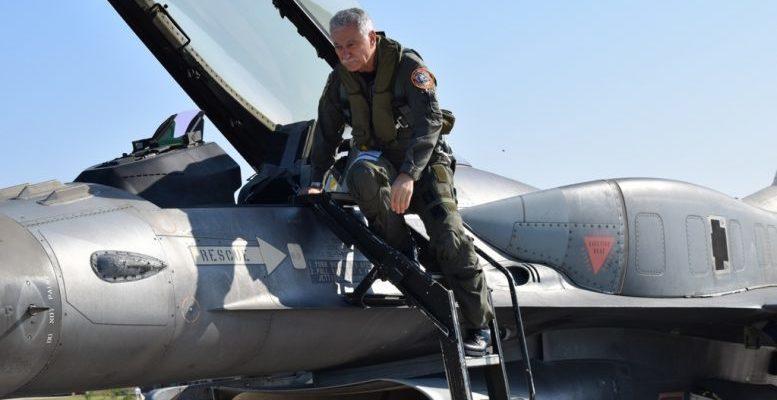 Τα είπε όλα ο «Μουστάκιας»…Είμαι Υπερήφανος που δεν επέτρεψα τους Τούρκους να αισθανθούν ότι έχουν την Αεροπορική Υπεροχή στο Αιγαίο