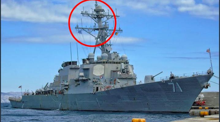 Το Α/Τ USS ROSS (DDG-71) των ΗΠΑ …Κατέπλευσε στο νησί των Ιπποτών τυχαίο; (φωτό)