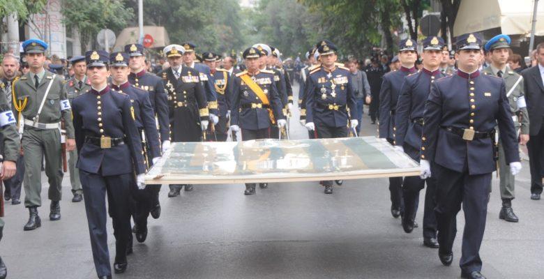 Στρατηγός Κωσταράκος :Ποιους αδαείς και Ανιστόρητους ενοχλεί το …»Εμβατήριο Μακεδονία Ξακουστή;»