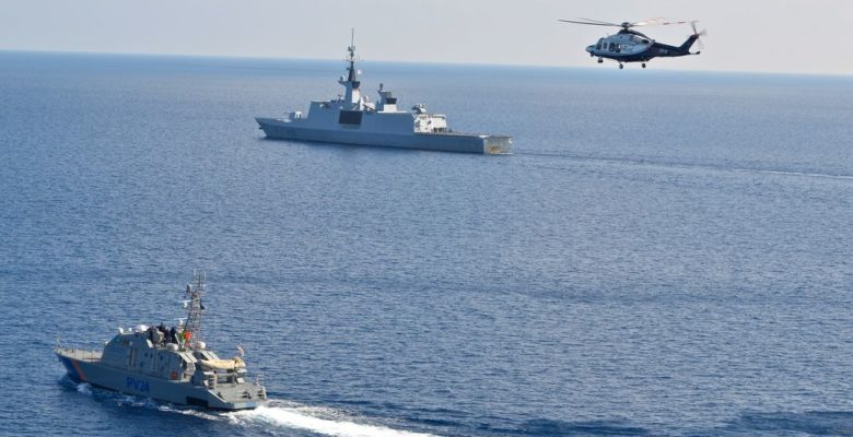 Το Πολεμικό Ναυτικό της Γαλλίας επικάλυψε την Τουρκική NAVTEX στην «Κυπριακή ΑΟΖ» (Xάρτης)