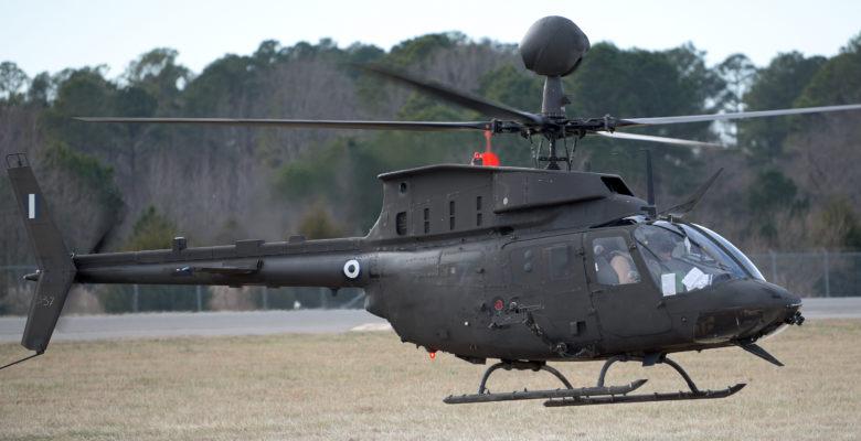 Άριστες οι εντυπώσεις που άφησαν τα Ελληνικά «OH-58D Kiowa Warrior» (φωτό) …Που είναι σε φάση δοκιμών στις ΗΠΑ