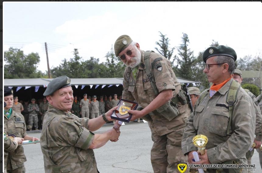 Κυπραίοι και Ελλαδίτες Εθνοφύλακες εκπαιδεύονται …Άσκηση «ΣΑΡΙΣΑ – 2019»