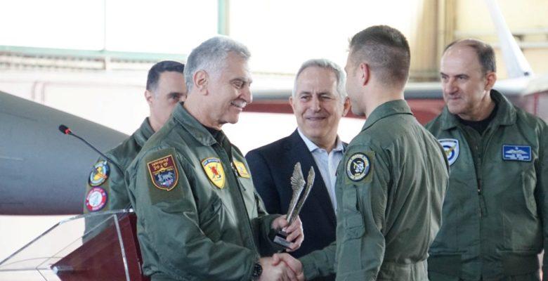 Τιμήθηκαν οι Ιπτάμενοι των Πρώτων στο ΝΑΤΟ «TLP 2019″…Υπό το «Άρμα του Ηνίοχου!» (φωτό)