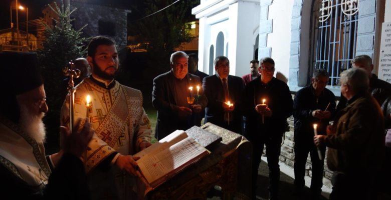 Το Χριστός Ανέστη Χριστιανοί …Ακούστηκε ξανά στα Πομακοχώρια της Ξάνθης