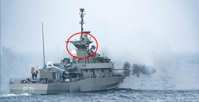 Η ΤΠΚ ΡΙΤΣΟΣ (Ρ71) μετά το Πέρασμα των Στενών …Εκτελεί Βολές Πυροβόλου & στη Μαύρη Θάλασσα (φωτό &video)