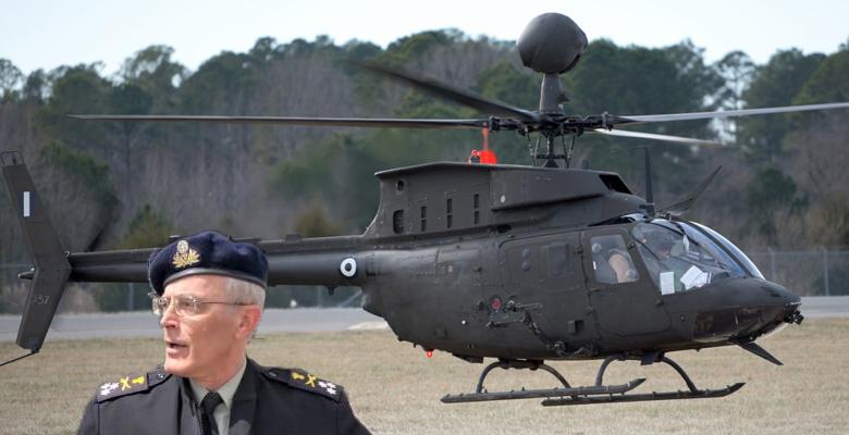 Κλείδωσε η ημερομηνία Παράδοσης των «OH-58D Kiowa»…Στην 1η ΤΑΞΑΣ & στο 307 ΠΕΒ ο Α/ΓΕΣ