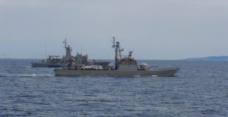 Εθνική άσκηση «Βροντή 2/19» του ΠΝ…Με συμμετοχή ΤΠΚ & Σκάφους των ΔΥΚ