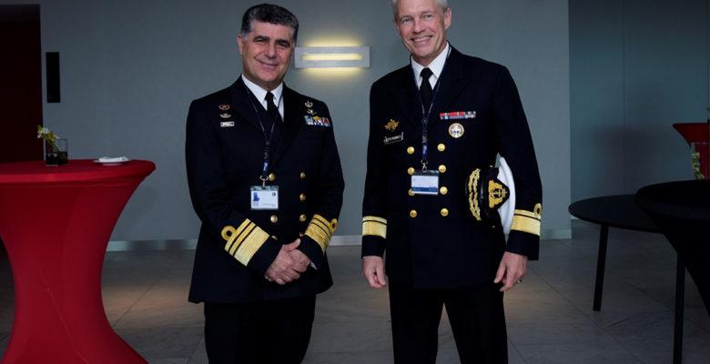 Στη Σύνοδο Αρχηγών Ευρωπαϊκών Ναυτικών ο Α/ΓΕΝ
