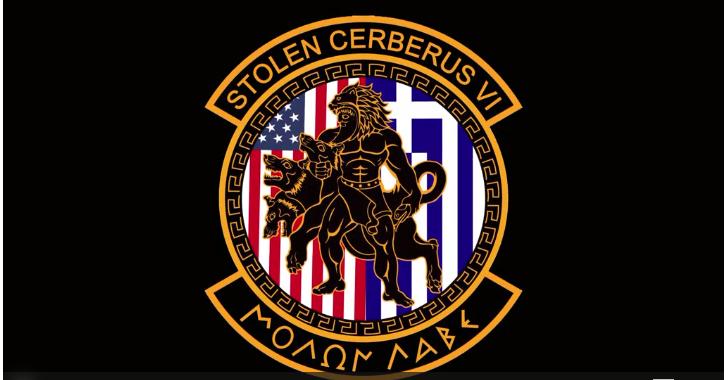 Σε εξέλιξη ο «Stolen Cerberus VI»…»Μολών Λαβέ» το μήνυμα (video)