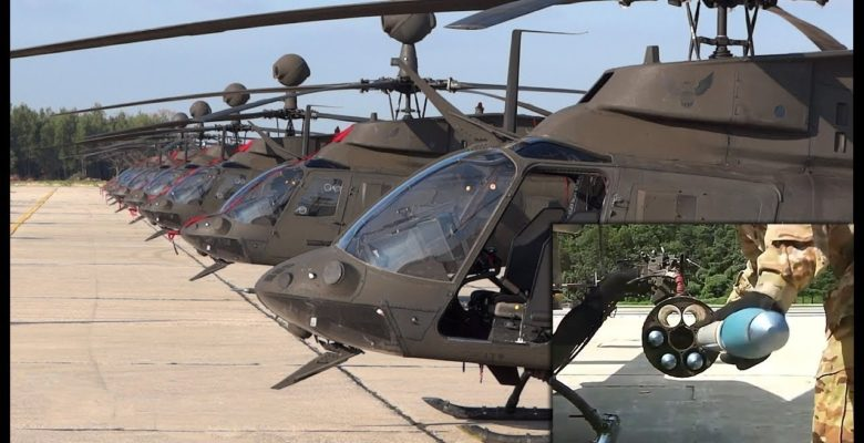 Κατέπλευσε στον Παγασητικό το «OCEAN GIANT»(Χάρτης) …Οι Ινδιάνοι της Α.Σ τα «OH-58D Kiowa Warrior» έφτασαν!