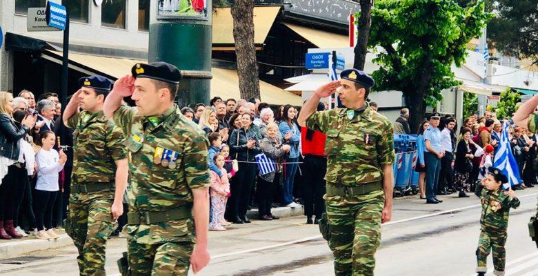 Ρίγη συγκινήσεως απο τους λεβέντες της 12ης…Στα Ελευθέρια της Αλεξανδρούπολης (φωτό & video)