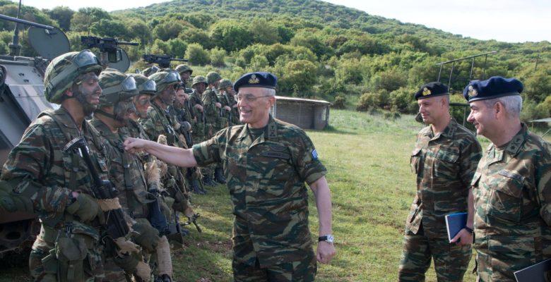 Περίσσεψαν τα χαμόγελα στην 8η Μ/Π ΤΑΞ …Η ΕΑΝ & τα ΤΑΕ γάζωσαν την Ελληνοαλβανική Μεθόριο