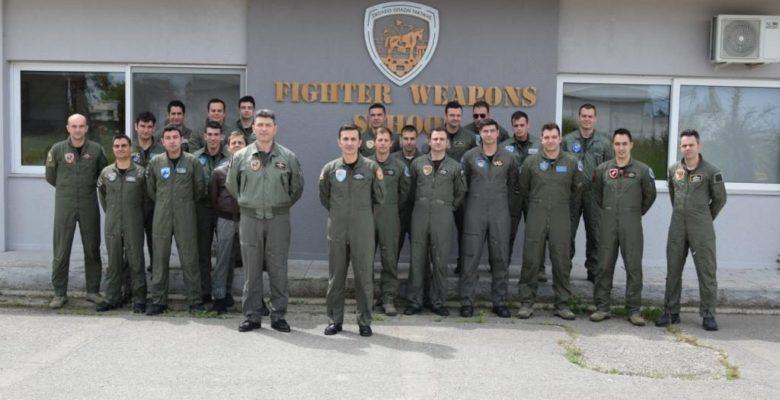 Αποφοίτηση των Αρχηγών Σχηματισμών στο «ΚΕΑΤ του ΣΟΤ»