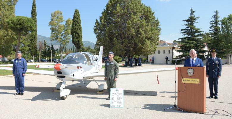 Παραλαβή των 12νέων «TECNAM P-2002JF» για τους Ικάρους μας …Άντε και καλές Προσγειώσεις
